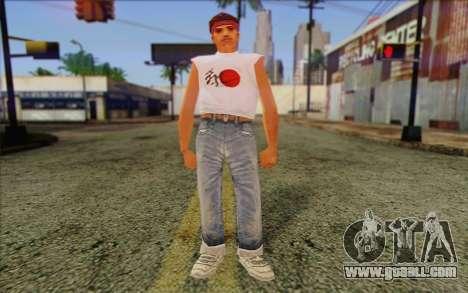 Cuban from GTA Vice City Skin 1 for GTA San Andreas