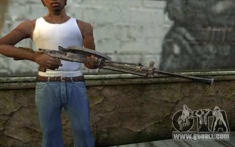 ДПМ (Battlefield: Vietnam) for GTA San Andreas third screenshot