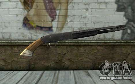 Mossberg 500 from Battlefield: Vietnam for GTA San Andreas second screenshot