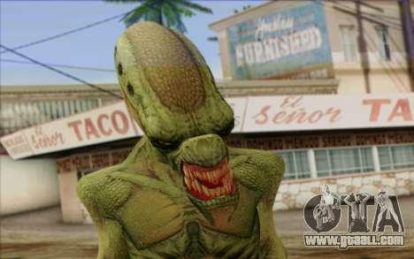 Alien from GTA 5 for GTA San Andreas third screenshot
