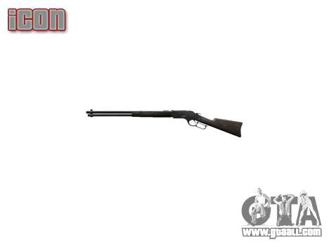 Rifle Winchester Model 1873 icon1 for GTA 4 third screenshot