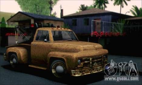GTA 5 Towtruck Worn for GTA San Andreas