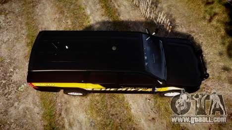 Chevrolet Suburban [ELS] Rims1 for GTA 4 right view
