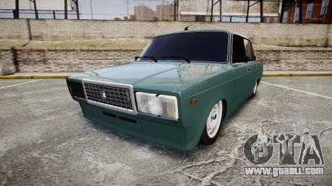 VAZ-2107 hobo for GTA 4