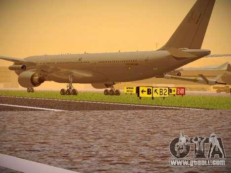 Airbus KC-45A (A330-203) Australian Air Force for GTA San Andreas right view