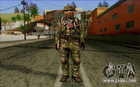 Dusty MOHW from Medal Of Honor Warfighter for GTA San Andreas