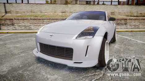 Nissan 350Z EmreAKIN Edition for GTA 4