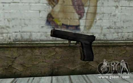 Glock from Beta Version for GTA San Andreas