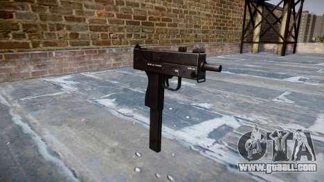 Gun Ingram MAC-10 for GTA 4