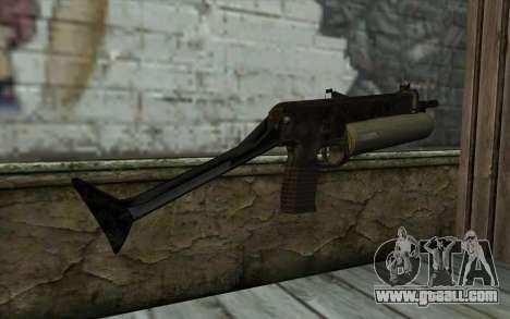 PP-M for GTA San Andreas second screenshot