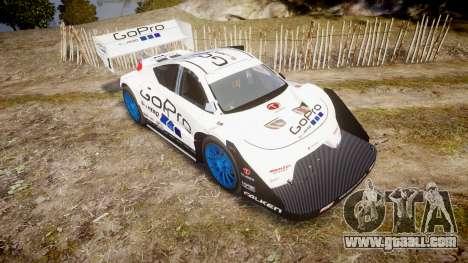 Suzuki Monster Sport SX4 2011 for GTA 4