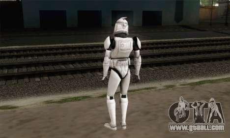 Star Wars Clone for GTA San Andreas second screenshot