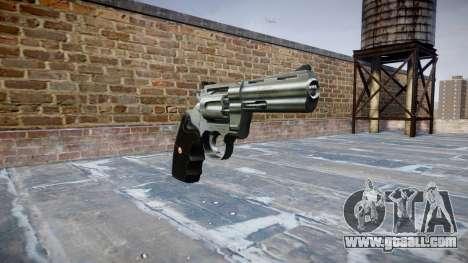 Revolver, Colt Python .357 Elite for GTA 4
