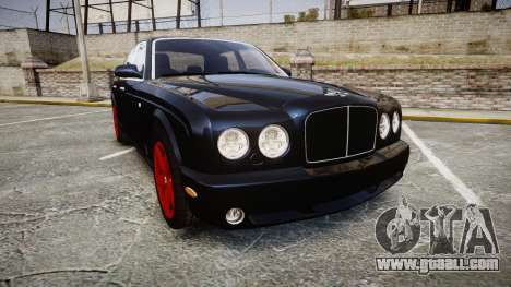 Bentley Arnage T 2005 Rims4 for GTA 4