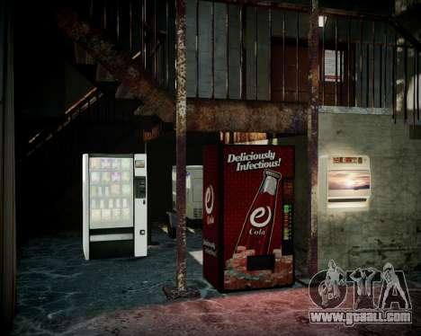 Garage with new interior Alkaline for GTA 4 seventh screenshot