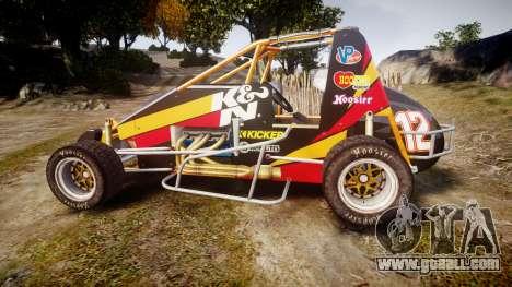 Larock-Sprinter K&N for GTA 4 left view