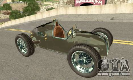 Audi Type C 1936 Race Car for GTA San Andreas