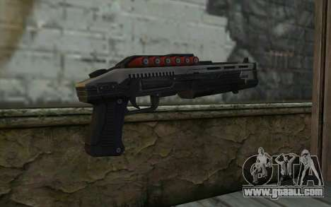Shotgun from Deadpool for GTA San Andreas second screenshot