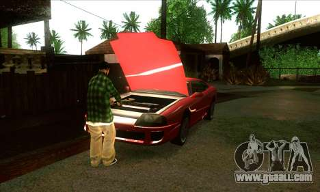 Life situation v3.0 for GTA San Andreas forth screenshot
