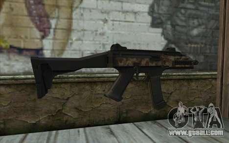 CZ-3A1 Scorpion (Bump Mapping) v1 for GTA San Andreas second screenshot