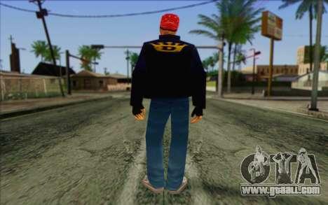 Diablo from GTA Vice City Skin 1 for GTA San Andreas second screenshot