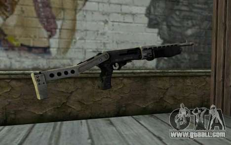 SPAS-12 from Battlefield 3 for GTA San Andreas second screenshot