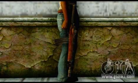Ruger Mini-14 from Gotham City Impostors v2 for GTA San Andreas third screenshot