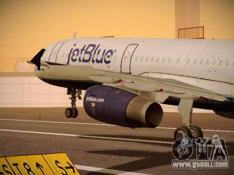 Airbus A321-232 jetBlue Blue Kid in the Town for GTA San Andreas