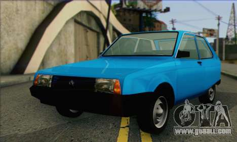 Oltcit Club 12 TRS for GTA San Andreas