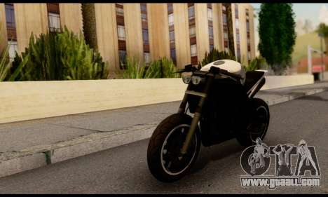 TBOGT Akuma for GTA San Andreas