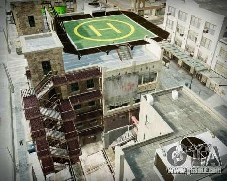 Garage with new interior Alkaline for GTA 4 fifth screenshot