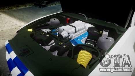 Ford Mustang GT 2014 Custom Kit PJ3 for GTA 4 side view