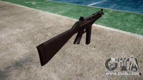 Gun Taurus MT-40 buttstock1 icon3 for GTA 4 second screenshot