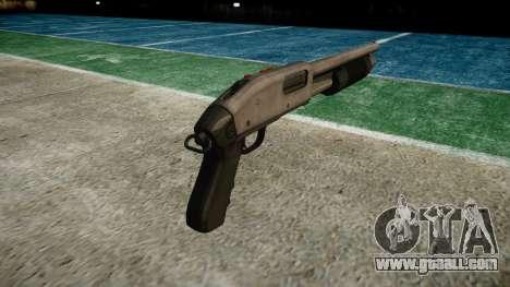 Riot shotgun Mossberg 500 icon3 for GTA 4 second screenshot