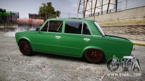 VAZ-2101 penny for GTA 4 left view