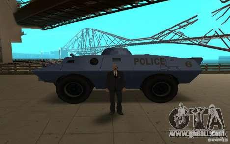 Car Indicator (HP) for GTA San Andreas third screenshot