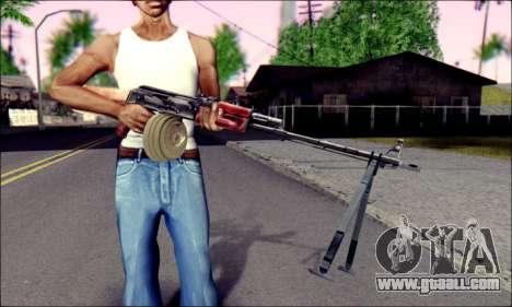RPK-74 from ArmA 2 for GTA San Andreas third screenshot