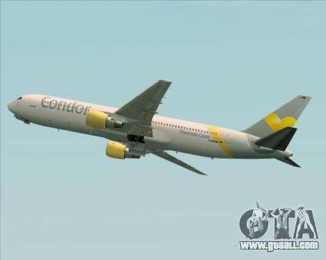 Boeing 767-330ER Condor for GTA San Andreas