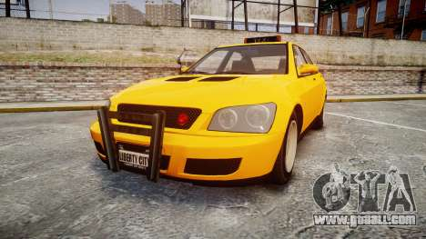 Karin Sultan Taxi for GTA 4