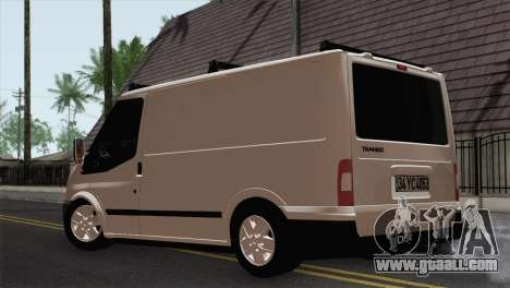 Ford Transit ACERMANS RC for GTA San Andreas left view