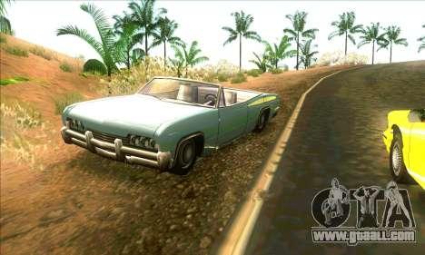 Life situation v3.0 for GTA San Andreas sixth screenshot