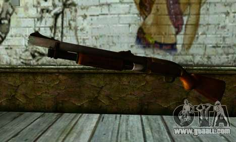 Shotgun from Gotham City Impostors v1 for GTA San Andreas