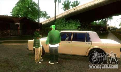 Life situation v3.0 for GTA San Andreas second screenshot