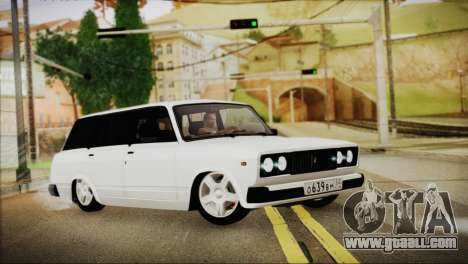 VAZ 2104 & 2106 for GTA San Andreas