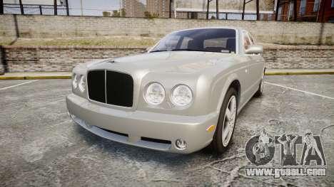Bentley Arnage T 2005 Rims3 for GTA 4