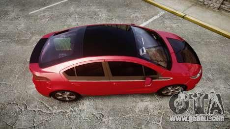 Chevrolet Volt 2011 v1.01 rims1 for GTA 4 right view