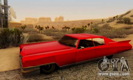 Cadillac Stella II for GTA San Andreas right view