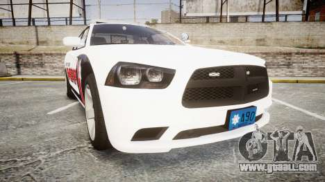 Dodge Charger RT 2013 LC Sheriff [ELS] for GTA 4