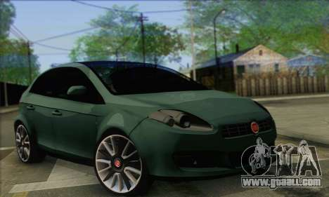 Fiat Bravo 2 for GTA San Andreas