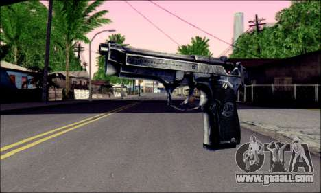 Beretta 92 for GTA San Andreas